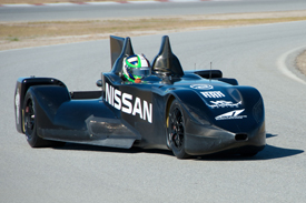 The DeltaWing: more oil burner than oil painting